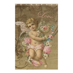 Cupid   Vintage Shower Curtain 48  X 72  (small)