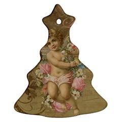 Cupid   Vintage Ornament (christmas Tree)