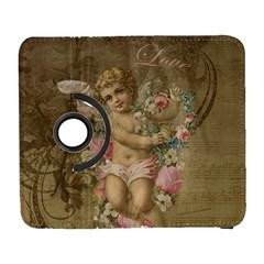 Cupid   Vintage Galaxy S3 (flip/folio)