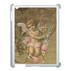 Cupid   Vintage Apple Ipad 3/4 Case (white)