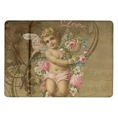 Cupid   Vintage Samsung Galaxy Tab 10 1  P7500 Flip Case