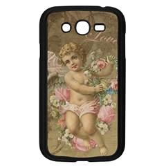 Cupid   Vintage Samsung Galaxy Grand Duos I9082 Case (black)