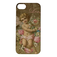 Cupid   Vintage Apple Iphone 5s/ Se Hardshell Case