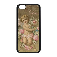 Cupid   Vintage Apple Iphone 5c Seamless Case (black)
