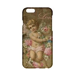 Cupid   Vintage Apple Iphone 6/6s Hardshell Case
