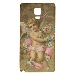 Cupid   Vintage Galaxy Note 4 Back Case