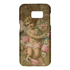 Cupid   Vintage Samsung Galaxy S7 Hardshell Case