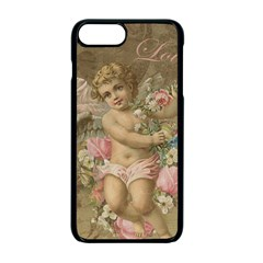 Cupid   Vintage Apple Iphone 7 Plus Seamless Case (black)