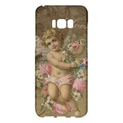 Cupid   Vintage Samsung Galaxy S8 Plus Hardshell Case
