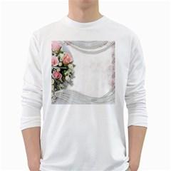 Background 1362160 1920 White Long Sleeve T Shirts