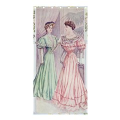 Vintage 1331476 1920 Shower Curtain 36  X 72  (stall)
