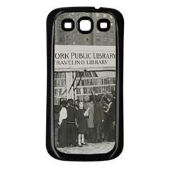 Vintage 1326261 1920 Samsung Galaxy S3 Back Case (black)