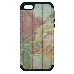Vintage 1229053 1920 Apple Iphone 5 Hardshell Case (pc+silicone)