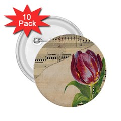 Tulip 1229027 1920 2 25  Buttons (10 Pack)