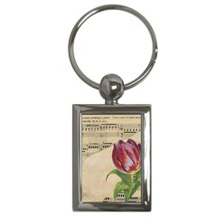 Tulip 1229027 1920 Key Chains (rectangle)