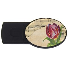 Tulip 1229027 1920 Usb Flash Drive Oval (2 Gb)