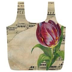 Tulip 1229027 1920 Full Print Recycle Bags (l)