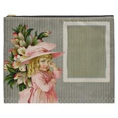Background 1229025 1920 Cosmetic Bag (xxxl)