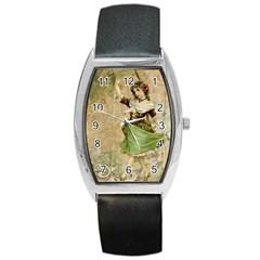 Fairy 1229005 1280 Barrel Style Metal Watch