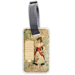 Fairy 1229010 1280 Luggage Tags (one Side)