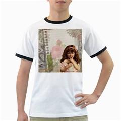 Vintage 1227585 1920 Ringer T Shirts