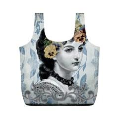 Vintage 1229006 1920 Full Print Recycle Bags (m)