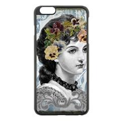 Vintage 1229006 1920 Apple Iphone 6 Plus/6s Plus Black Enamel Case