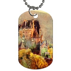 Painting 1241680 1920 Dog Tag (two Sides)