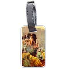 Painting 1241680 1920 Luggage Tags (two Sides)