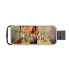 Painting 1241680 1920 Portable Usb Flash (one Side)