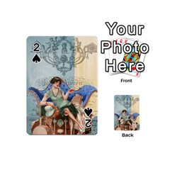 Vintage 1254696 1920 Playing Cards 54 (mini)