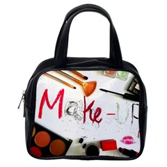 Makeup  Classic Handbags (one Side)