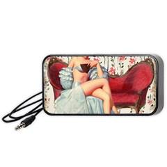 Retro 1265777 1920 Portable Speaker