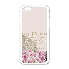 Background 1227568 1920 Apple Iphone 6/6s White Enamel Case