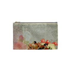 Background 1227570 1920 Cosmetic Bag (small)