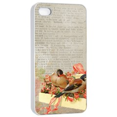 Background 1227570 1920 Apple Iphone 4/4s Seamless Case (white)