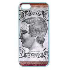 Vintage 1181664 1280 Apple Seamless Iphone 5 Case (color)