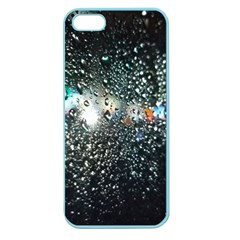 A Night Of Rain Apple Seamless Iphone 5 Case (color)