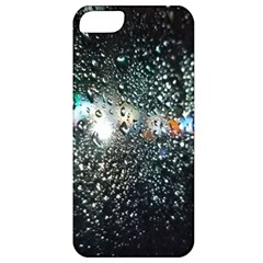 A Night Of Rain Apple Iphone 5 Classic Hardshell Case