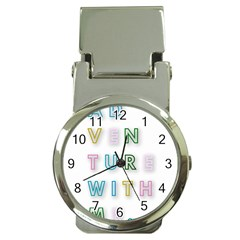 Adventure With Me Money Clip Watches