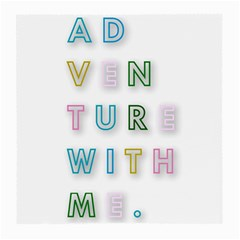Adventure With Me Medium Glasses Cloth