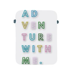 Adventure With Me Apple Ipad 2/3/4 Protective Soft Cases