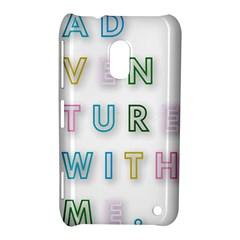 Adventure With Me Nokia Lumia 620
