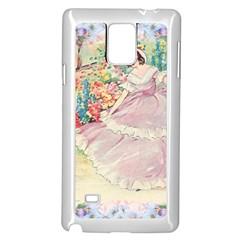 Vintage 1203865 1280 Samsung Galaxy Note 4 Case (white)