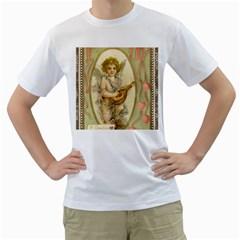 Valentine 1171161 1280 Men s T Shirt (white)