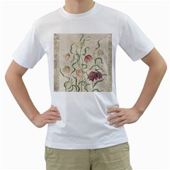 Vintage 1181683 1280 Men s T Shirt (white) (two Sided)