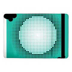 Circle Therapy Print Samsung Galaxy Tab Pro 10 1  Flip Case