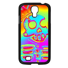 Rainbow Skeleton King Samsung Galaxy S4 I9500/ I9505 Case (black)
