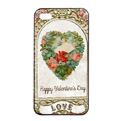 Valentines Day 1171148 1920 Apple Iphone 4/4s Seamless Case (black)
