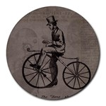 Vintage 1143342 1920 Round Mousepads Front